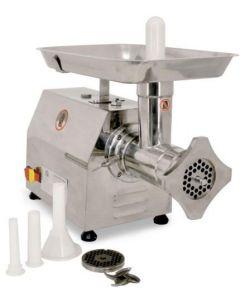 REFURBISHED -MEAT GRINDER #22 STAINLESS STEEL 1.5 HP/1119 W 110V/60/1 cETLus