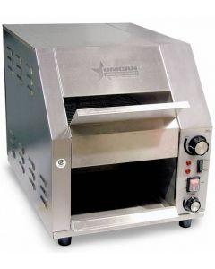 "Stainless Steel Conveyor Toaster with 9 5/8"" Conveyor Belt"