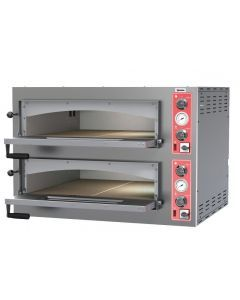 11.2 kW Entry Max Series Pizza Oven with Double Chamber