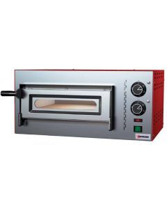 3.6 kW Compact Series Pizza Oven with Single Chamber