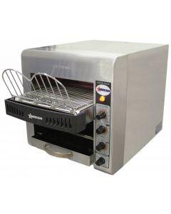 "Stainless Steel Conveyor Toaster with 10"" Conveyor Belt"