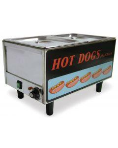 Hot Dog Steamer and Bun Warmer