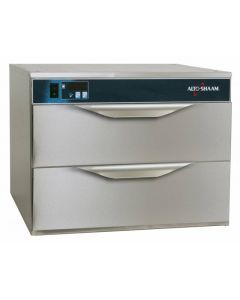 Heated Holding, 2 Drawer Warmer 500-2D