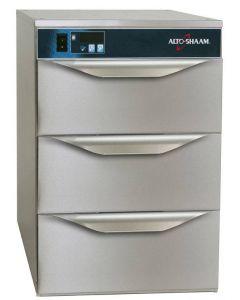 Heated Holding, 3 Drawer Warmer 500-3DN