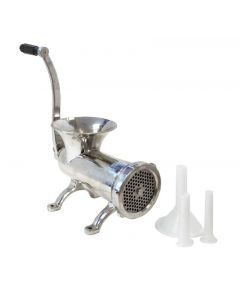 Manual Stainless Steel Meat Grinder #32
