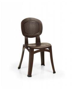 Elba Wicker, Resin Side-Chair  40259 (4/case)
