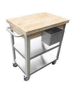 Mobile Food Preparation Table/Cart