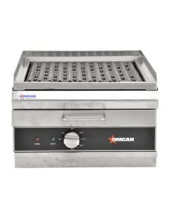 """16.5"""" Wide Charbroiler/Griddle - 1.8kW"""