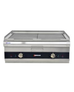 """26"""" Wide Charbroiler/Griddle - 3.6 kW"""