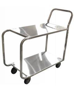 Welded Stainless Steel Stock Cart