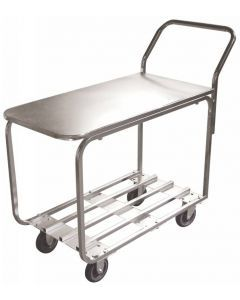 All Stainless Steel Stock Cart