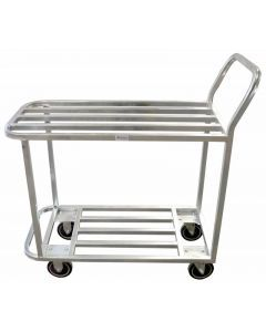 All Welded Stock Cart - Galvanized