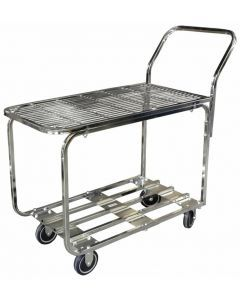Discontinued - Chrome Stock Cart
