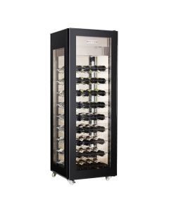 Single Zone Wine Cooler with 81 Bottles Capacity