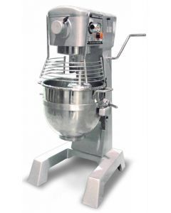 30 QT Mixer with Guard and Timer ETL Certified