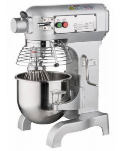 10 QT Planetary Mixer with Guard