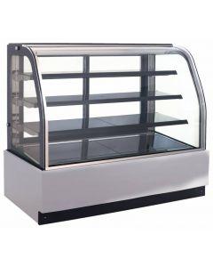 "47"" Refrigerated Floor Display Case"