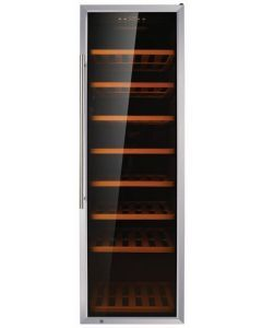 Single Zone Wine Cooler with 192 Bottles Capacity