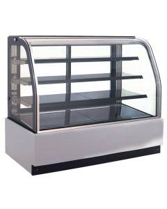 "71"" Refrigerated Floor Display Case"