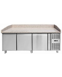 """80"""" Refrigerated Pizza Prep Table"""