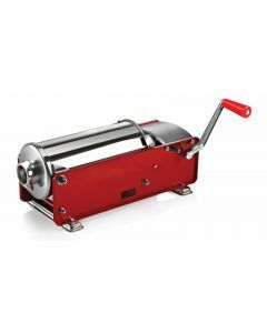 Tre Spade 5kg-Capacity Horizontal Sausage Stuffer With 2-Speed Gear