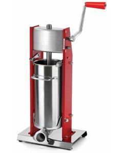 Tre Spade 5kg-Capacity Vertical Sausage Stuffer With 2-Speed Gear