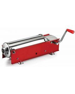 Tre Spade 7kg-Capacity Horizontal Sausage Stuffer With 2-Speed Gear