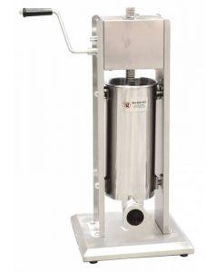 5 L / 11 lb Vertical Economy Sausage Stuffer