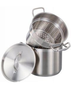 12 QT Steamer/Pasta Cooker