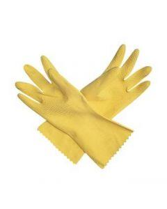 San Jamar Latex Flock Lined Glove-Large  620-L