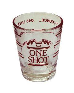 Shot Glass 1-1/2 oz 12/pack 7941