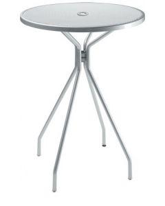 "Cambi High Bar, 32"" Round Top Table, (H 41.5""), with umbrella hole  Cambi 830"