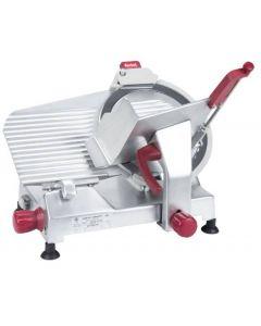 "Berkel 827E-PLUS 12"" Manual Gravity Feed Meat Slicer -1/3 hp"