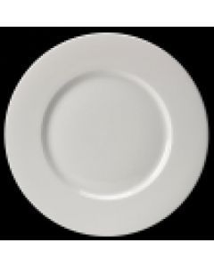 "Plate Wide Rim Monaco 12 1/2"" (7 1/2"" Well),    6 / case  9001C1060"