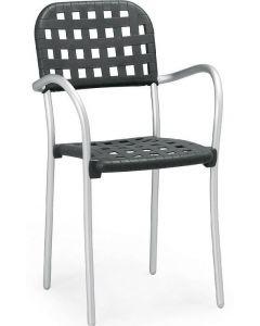 Aurora Stackable Arm Chair 60250 (4/case)