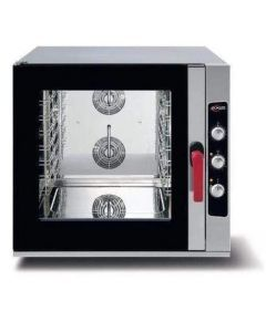 Axis AX-CL06M 6 Pan Combi Oven with Manual Controls