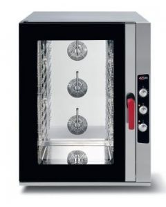 Axis AX-CL10M 10 Pan Combi Oven with Manual Controls