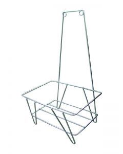 Shopping Basket Stand