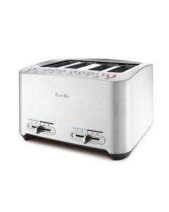 Breville BTA840XL The Die Cast Smart Toaster 4 Slice