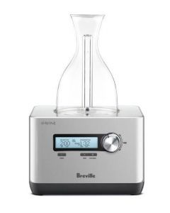 Breville BWD600SIL The Sommelier Purified Oxygenation System