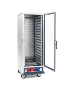 Metro C519-CFC-U C5 1 Series Non-Insulated Heated Proofing and Holding Cabinet