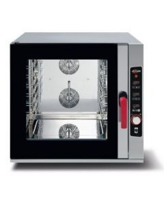 Axis AX-CL06D 6 Pan Combi Oven with Digital Controls