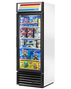 True GDM-23F-HC~TSL01 Glass Swing Door Freezer Merchandiser