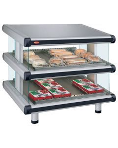 Hatco Glo-Ray® Designer Slanted Merchandising Warmer
