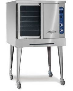 Imperial Single Deck Gas Convection Oven Bakery Depth ICVD-1