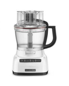 KitchenAid Food Processor with ExactSlice System 13 Cup - White KFP1333WH