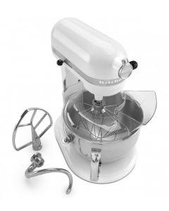 KitchenAid 4KP26M1XWH Professional 600™ 6 Quart Bowl-Lift Stand Mixer