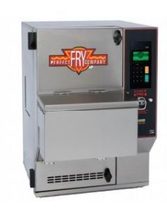 Perfect Fry PFA375 Electric Countertop Ventless Deep Fryer, Fully Automatic, 2.75 Gallon Oil Capacity 240v
