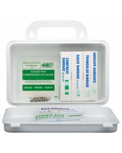 Unitized Plastic Box, First Aid Kit, ON-S-8  S50400