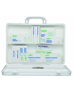 Unitized Plastic Box, First Aid Kit, ON-S-9  S50428
